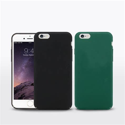 Aliexpress Buy Benks For Iphone 7 Matte Phone Shell Thin For Apple 7 Plus Shell China Aliexpress Buy For Iphone 6 Pluscase Fashion Rubberized Matte Frosted Plastic For