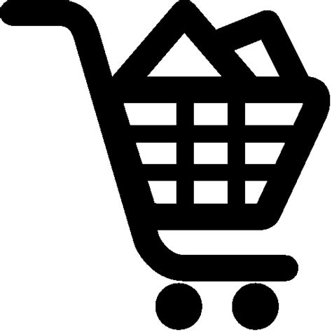 Keranjang File ecommerce shopping cart filled icon windows 8 iconset