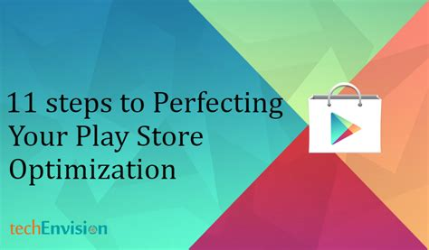 Play Store Optimization Mobile App Marketing Techniques Play Store