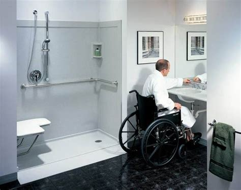 handicapped friendly bathroom design ideas for disabled people 6 tips to design a bathroom for elderly inspirationseek com