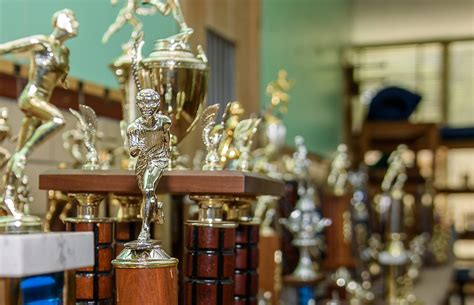 closet full  trophies mcpherson news ledger