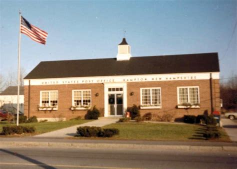 Lafayette Post Office by Post Offices And Postmasters Of Hton Nh