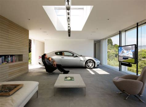 Garage Interior Design Home Inspiration 187 Archive 187 14 Insanely Cool Car Garage Designs Design Bookmark 12974