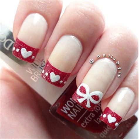 unique valentines day nail art designs trend manicure ideas 2017 in