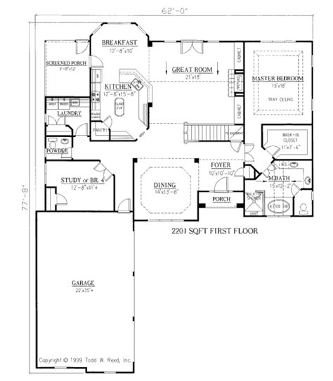 2800 square foot house plans european style house plan 3 beds 2 5 baths 2800 sq ft plan 437 4
