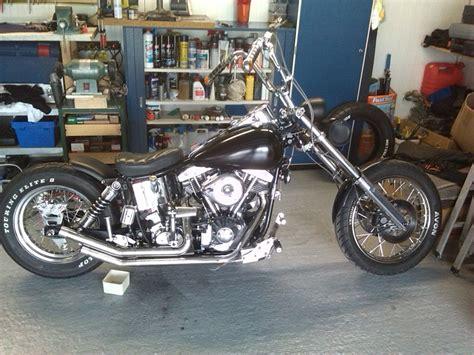 Motorrad Mit Langer Gabel by Verstellbare Gabelbr 252 Cke S 1 Milwaukee V