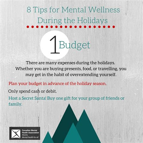 8 Holidays Which Will Boost Your Health by 8 Tips For Mental Wellness During The Holidays My Mental