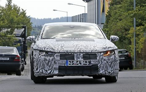 2019 The Next Generation Vw Cc by 2018 Volkswagen Cc Spied Benchmarking Against 2016 Ford