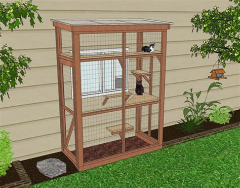 free diy catio plans diy catio plan the catio plans with 3x6 and 4x8 options