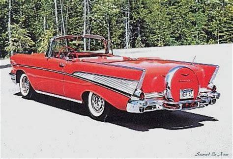 auto möbel carros y clasicos chevrolet 1957