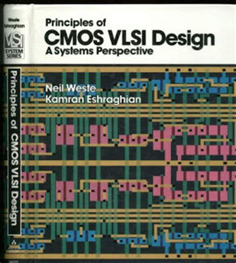 vlsi layout design book engineering books principles of cmos vlsi design