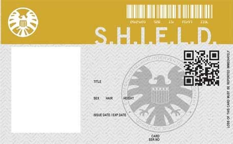 shield id card template last minute costume idea 1 herd of cats