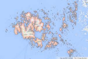 aland islands map map of aland islands world easy guides