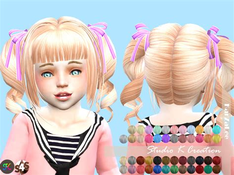 sims 4 toddler eyes cc sims 4 cc s the best animate hair 23 momo toddler