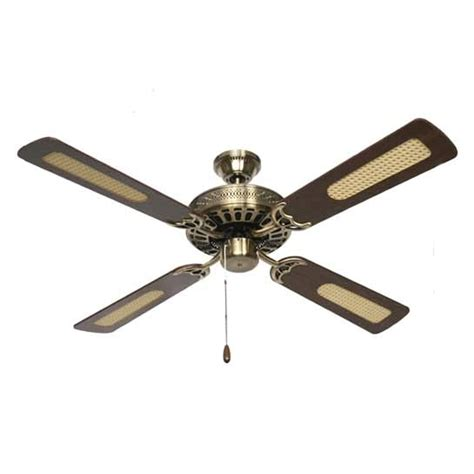 antique brass ceiling fan pacific majestic coolah ceiling fan 52 quot in antique