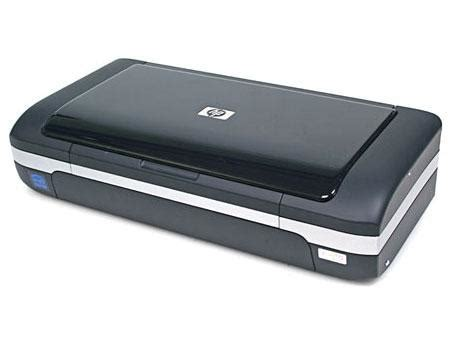 Printer Hp Portable hp officejet h470 mobile printer review rating pcmag