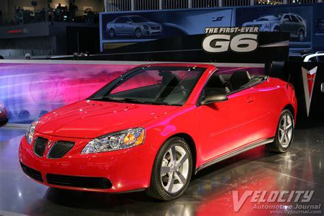 2006 Pontiac G6 Convertible by Pontiac G6 Convertible