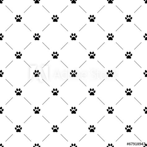 svg pattern url vector seamless pattern cat paw buy this stock vector