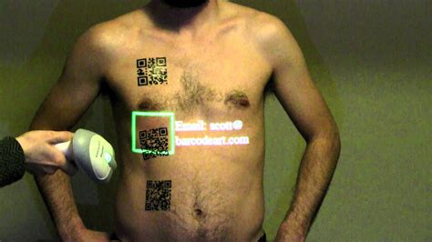 qr code tattoo scan barcode images