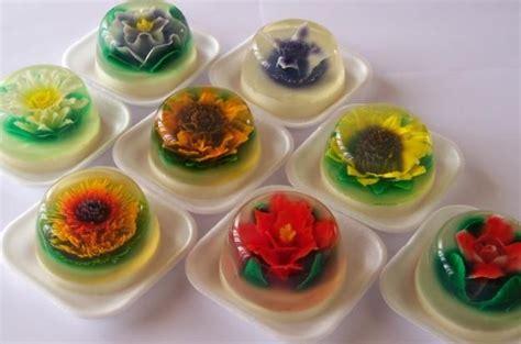 imagenes artisticas en 3d gelatina de flores tortas gelatinas y algo mas