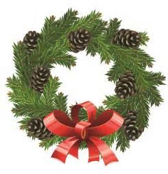 christmas clip art wreath clipart best