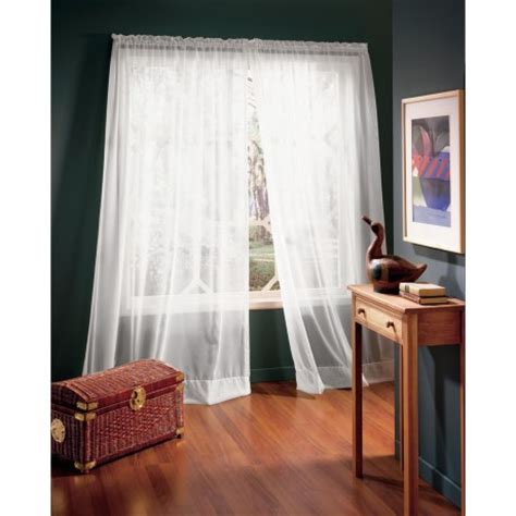 curtains high and wide habitat high twist voile wide panel sheer curtains
