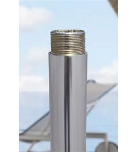 Replacement Bottom Pole For Patio Umbrella by Galtech Replacement Bottom Pole