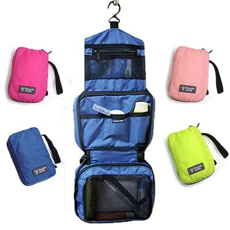 Travel Mate Organizer Mini Toiletries Bag 2017 cosmetic bags makeup travel mate bag toiletry hanging purse holder portable wash
