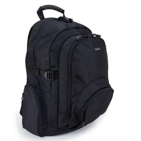 Visval Soka Black Vintage Ransel Backpack targus classic 15 6 inch laptop backpack with compact blue