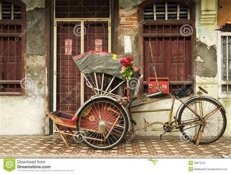 Free House Floor Plans old red rickshaw and heritage house penang malaysia