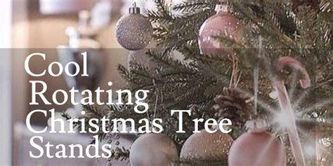 rotating tree stand for real trees 2018 best heavy duty rotating tree stand