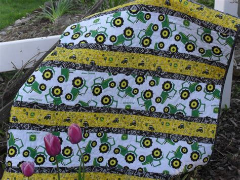 Handmade Baby Gifts For Sale - tractor quilt deere decor tractor bedding farm