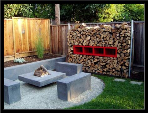 cool backyard pits backyard barbecue design ideas