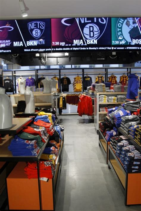new york store nba will open nyc flagship store next week weartesters