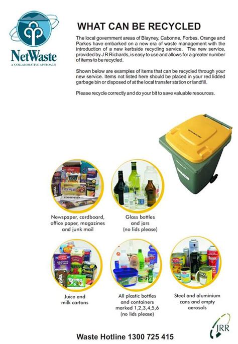 What Can You Make With Recycled Paper - what can and can t be recycled netwaste