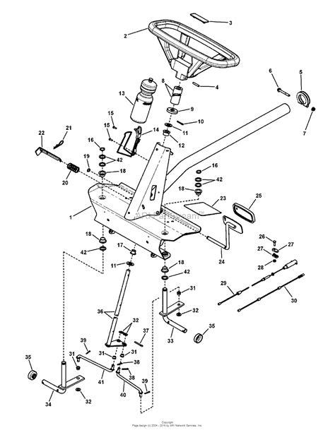 snapper rear engine rider  hp wiring diagram