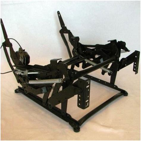 manual recliner mechanism