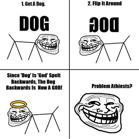 Troll God Meme - troll comic god by kirby force on deviantart