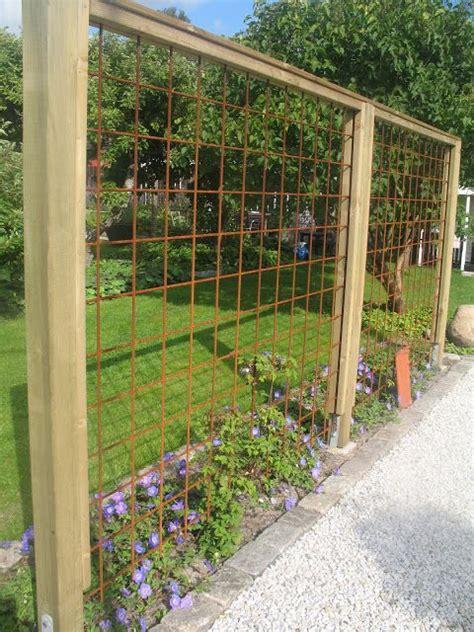 Trellis Fence Screening 17 Best Ideas About Trellis Fence On Lattice
