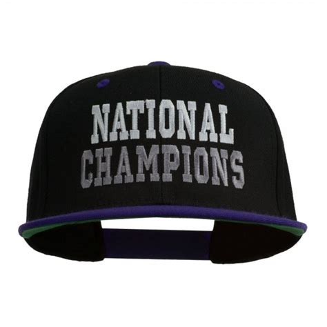 Snapback The Beatles Nc17 1 embroidered cap black purple chions embroidered snapback e4hats