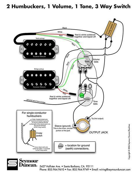 wiring diagram seymour duncan wiring diagram and schematics