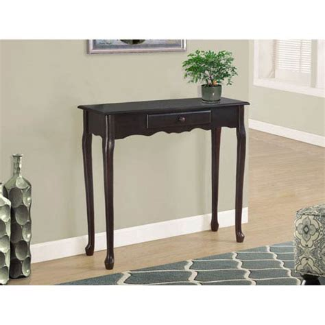 36 inch sofa table 36 inch console table bellacor