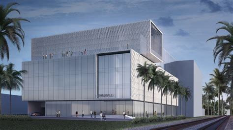Office Miami by Developer Plans Oppenheim Designed Office Building Near