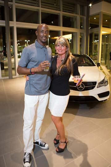 dante wesleys nfl kickoff party  park place motorcars north texas  news