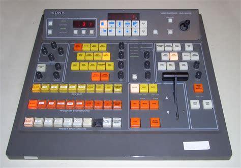 Mixer Audio Sony mixer