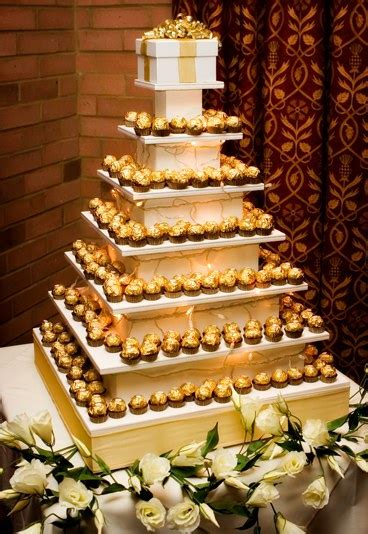Tips To Decorate Your Home by Ferrero Rocher 20 Amazing Alternative Wedding Cake Ideas Sofeminine
