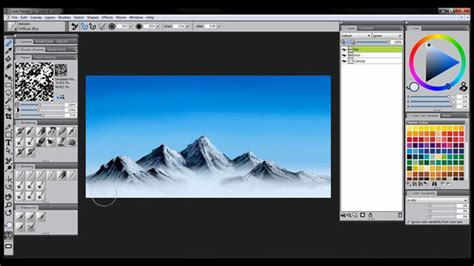 corel painter pattern corel painter 12 tutorials