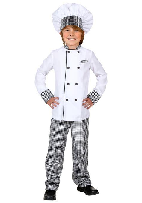 diy chef costume child chef costume costumes chef costume