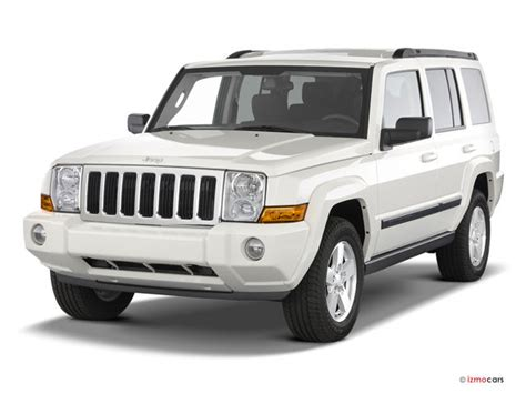 Jeep Commander 2009 2009 Jeep Commander Prices Reviews And Pictures U S