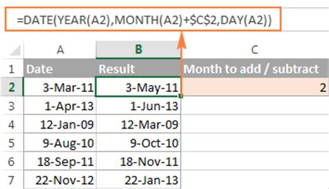 php format date add days excel formula number of days until date functions to